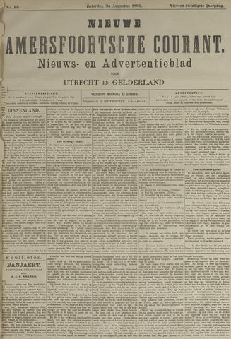 Nieuwe Amersfoortsche Courant 1895-08-24