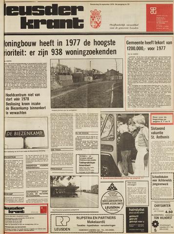 Leusder Krant 1976-09-16