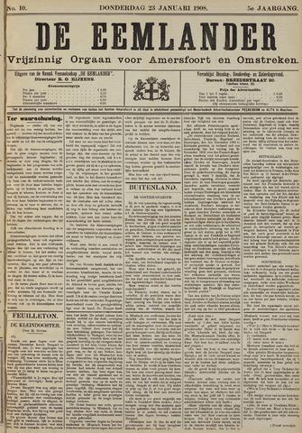De Eemlander 1908-01-23