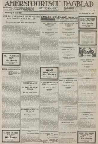 Amersfoortsch Dagblad / De Eemlander 1929-06-20