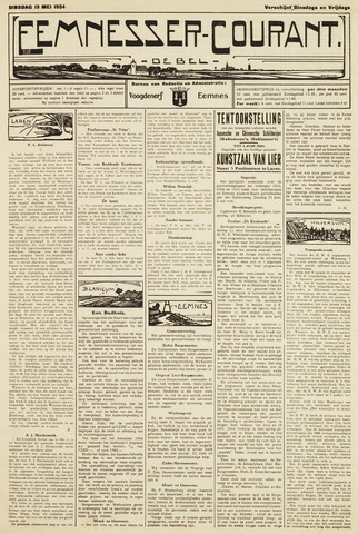 Eemnesser Courant 1924-05-13