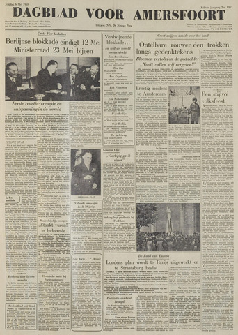 Dagblad voor Amersfoort 1949-05-06
