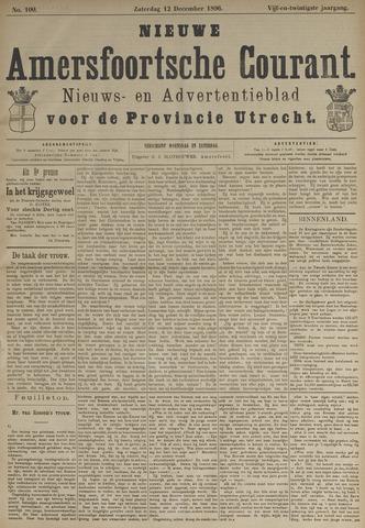 Nieuwe Amersfoortsche Courant 1896-12-12