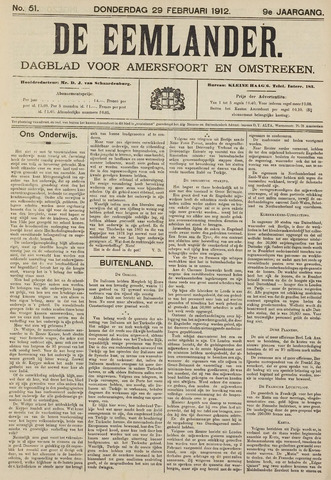 De Eemlander 1912-02-29