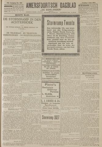 Amersfoortsch Dagblad / De Eemlander 1927-06-03