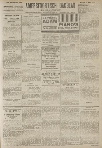 Amersfoortsch Dagblad / De Eemlander 1927-04-29