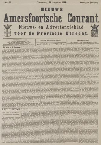 Nieuwe Amersfoortsche Courant 1911-08-30