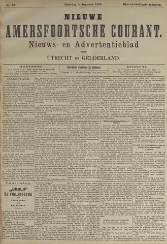 Nieuwe Amersfoortsche Courant 1894-08-04
