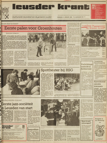 Leusder Krant 1986-01-21