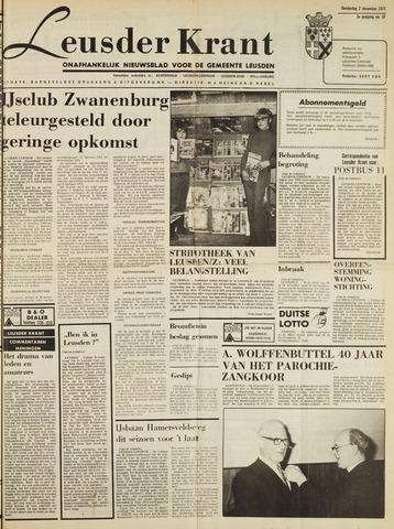 Leusder Krant 1971-12-02