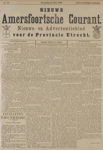 Nieuwe Amersfoortsche Courant 1899-06-28