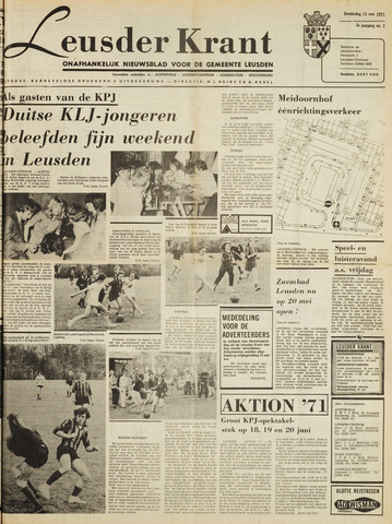 Leusder Krant 1971-05-13