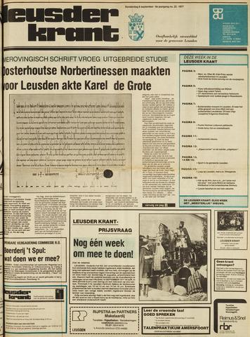 Leusder Krant 1977-09-08