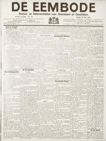 De Eembode 1914-05-22