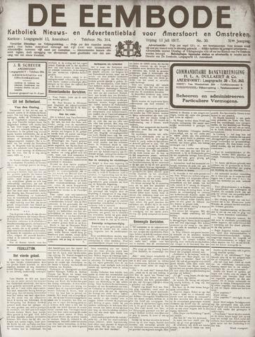 De Eembode 1917-07-13