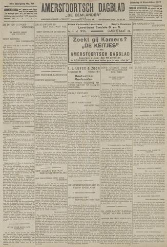 Amersfoortsch Dagblad / De Eemlander 1927-11-08