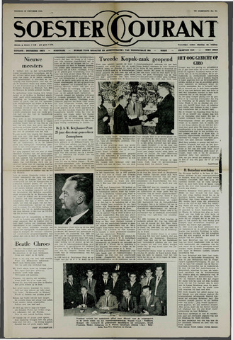 Soester Courant 1964-10-23