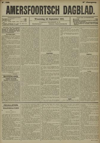 Amersfoortsch Dagblad 1910-09-28