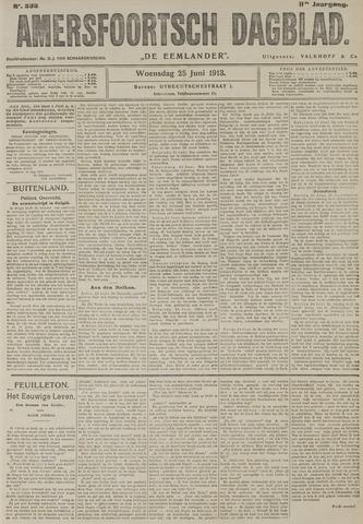 Amersfoortsch Dagblad / De Eemlander 1913-06-25