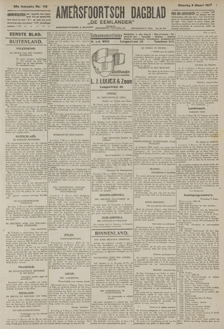 Amersfoortsch Dagblad / De Eemlander 1927-03-08