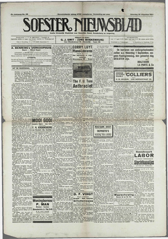 Soester Courant 1924-08-30