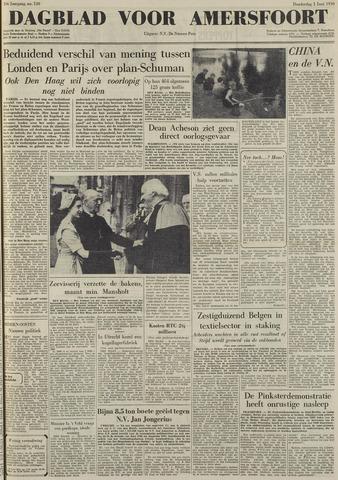 Dagblad voor Amersfoort 1950-06-01