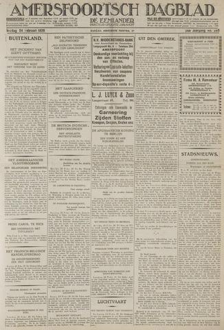 Amersfoortsch Dagblad / De Eemlander 1928-02-24