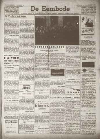 De Eembode 1937-11-23