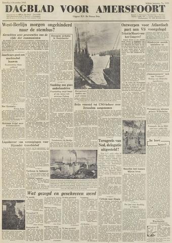 Dagblad voor Amersfoort 1948-12-04