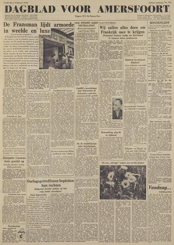 Dagblad voor Amersfoort 1948-02-05