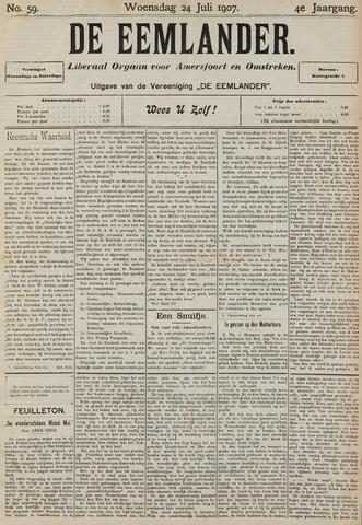 De Eemlander 1907-07-24