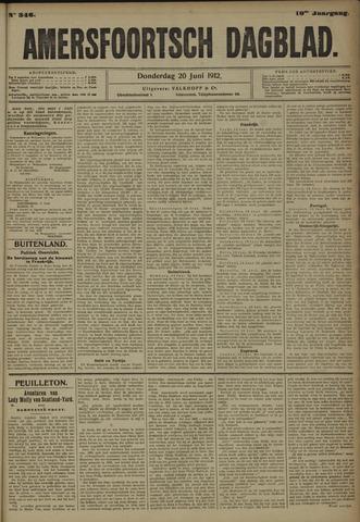 Amersfoortsch Dagblad 1912-06-20