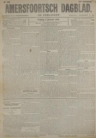 Amersfoortsch Dagblad / De Eemlander 1914-01-02