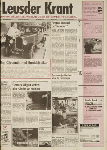 Leusder Krant 1992-08-05