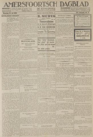 Amersfoortsch Dagblad / De Eemlander 1928-07-16