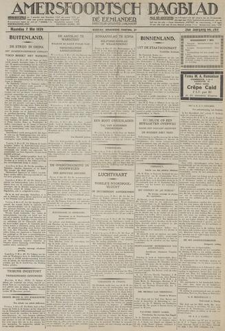 Amersfoortsch Dagblad / De Eemlander 1928-05-07