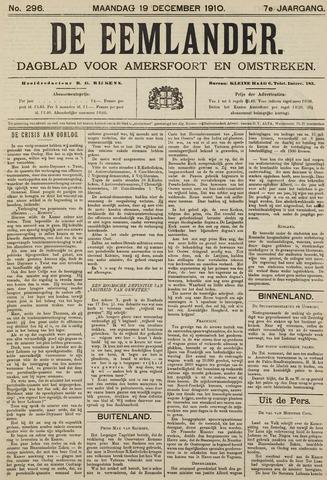 De Eemlander 1910-12-19