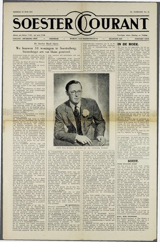 Soester Courant 1954-06-29