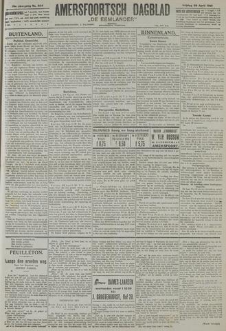 Amersfoortsch Dagblad / De Eemlander 1921-04-29