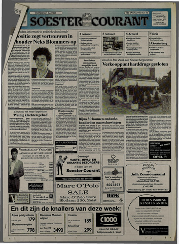 Soester Courant 1998-07-01
