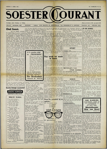 Soester Courant 1955-04-08