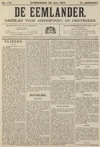 De Eemlander 1910-07-28