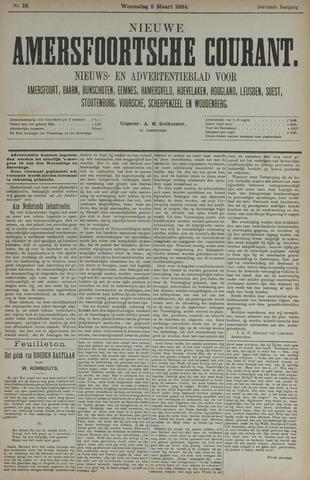 Nieuwe Amersfoortsche Courant 1884-03-05