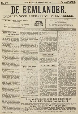 De Eemlander 1911-02-11