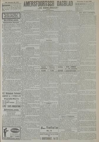 Amersfoortsch Dagblad / De Eemlander 1921-04-13