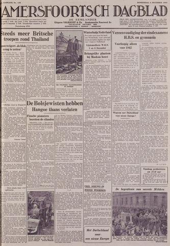 Amersfoortsch Dagblad / De Eemlander 1941-12-04