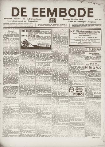 De Eembode 1929-01-22