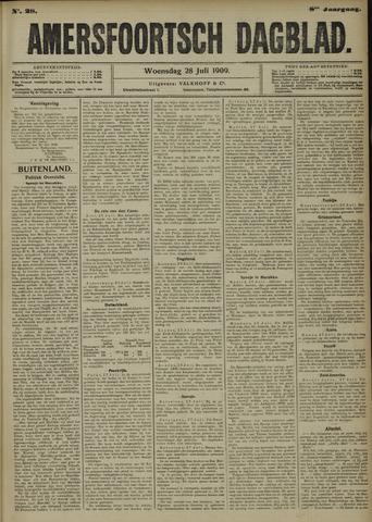 Amersfoortsch Dagblad 1909-07-28