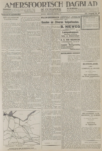 Amersfoortsch Dagblad / De Eemlander 1928-09-13