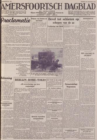 Amersfoortsch Dagblad / De Eemlander 1941-10-28